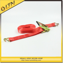 Prix ​​concurrentiel Ratchet Tie Down Belts / Ratchet Lashing Belts