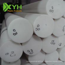 100% vigin POM acetal plástico pom barra redonda
