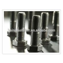 ASTM A325 Heavy Sechskantschrauben mit glattem Finish