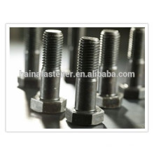 ASTM A325 Heavy Hex Bolts with Plain Finish