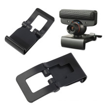 New TV Clip Bracket Adjustable camera stand holder for ps3 slim game console vertical stand
