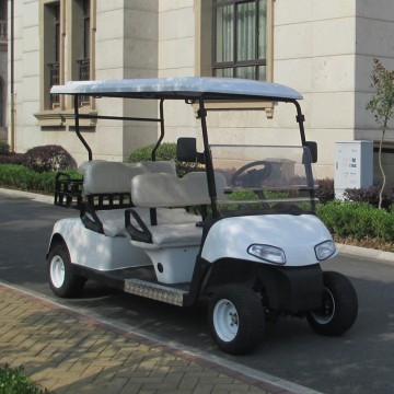 Bästsäljande Electric Golf Cart 4-sits