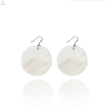 Factory Direct Sale 925 Sterling Silver Shell Earrings Jewelry