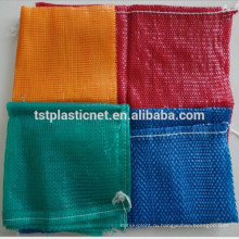 ПП лено сетчатых мешков для упаковки овощей, дисковые сетчатые мешки