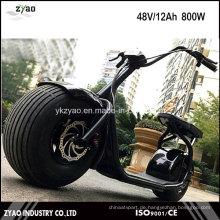 2016 Beliebte Harley Scooser Style Elektroroller mit großen Rädern