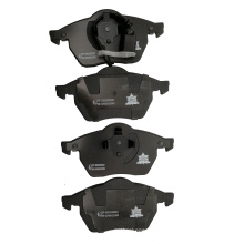 Wholesale High performance Front brake pad for MITSUBISHI