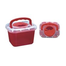 Medizinische Verwendung Sharps Entsorgungsbox