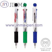 The Promotion Gifts Plastic Multi-Color Ball Pen Jm-M013