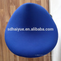 2015 NEW Luxury Blue Fabric Correct Ergonomic Sport Saddle Stool, Saddle Barstools, Sadle Bar Stools