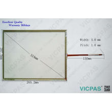 6AV6545-0AD10-0AX0 Touch panel per MP370 Touch
