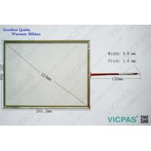AMT98402 F6160954 SCHURTER 1071 0006 Panel de pantalla táctil para siemens MP370-12