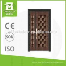 2015 heißer Verkauf Cast Aluminium kugelsichere Tür aus China Lieferanten