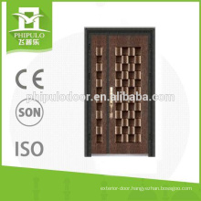 2015 hot sale cast aluminum bulletproof door from China supplier
