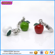 Boosin Wholesale Fashion Jewelry Apple Charm Enamel Charm #19832