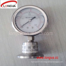 316 Diaphragm Sealed Pressure Gauge