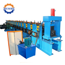 PPGI Galvanized Steel Shelf Rack Rolling Forming Machinery