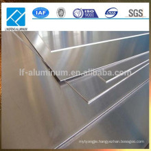 Aluminium Sheet with Blue Film 20 Pieces (min. order)