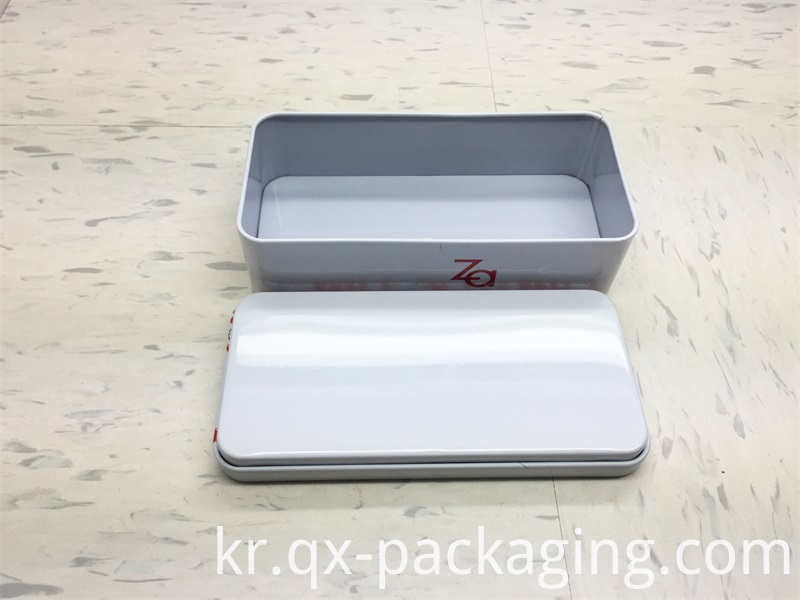 Metal Cosmetic Tins