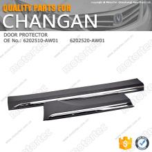 chana piezas de automóviles changan autopartes protector de puerta 6202510-AW01 6202520-AW01