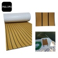 Lastricato in teak di Melors EVA Traction Garden Decking