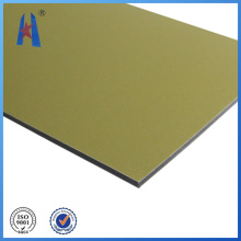 Panneau composite en aluminium Megabond Bonne qualité