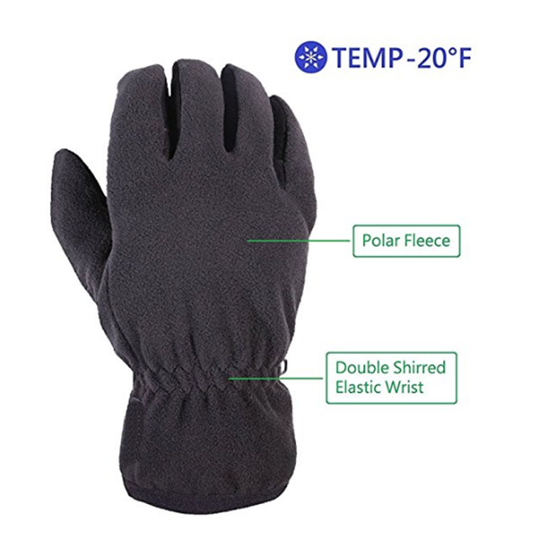 Outer Strength Thick Gloves For Climbing
