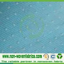 Non-Skid PP+PVC Spunbond Non-Woven Fabric