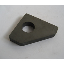 Permanent Hard Ferrite Magnets with Hole