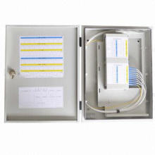Wall-Mounted Fiber Splice Box of St-Fob-01b