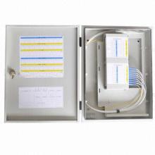Настенная коробка для сращивания волокон St-Fob-01b