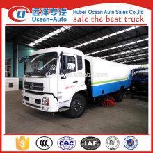 Camiones de barrido de alta presión de la aspiradora del vacumm de la alta calidad para la venta
