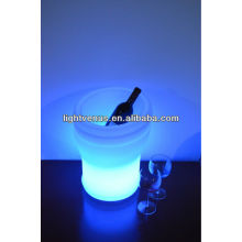 High bright BUCKET led wine