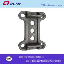ISO certified high quality OEM auto parts stainless steel investment casting parts