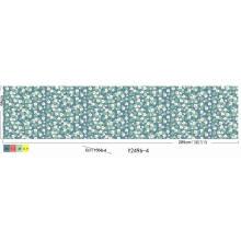 Sábana de cama con estampado de pigmentos de diseño popular y textiles para el hogar