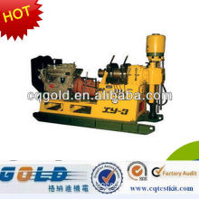 XY-3 Mechanical Transmit And Hydraulic Feeding Spindle-type Core Drilling Machine