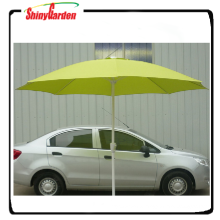 3m 8 Rib Aluminum Garden Umbrella with Crank