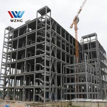 2 3 4 5 6 7 8 9 Multi Floor Prefab Light Steel building steel Structure Hotel Construction Building
