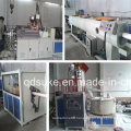 PE/PP PPR PVC Pipe Production Line with CE, ISO