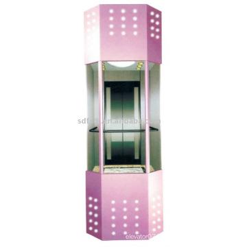 Panorama-Aufzug