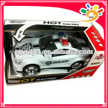 toy friction car with light and music friction plastic car