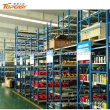 heavy duty warehouse multi level steel mezzanine storage rack