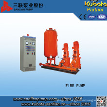 Fire Pump Unit with Control Penal