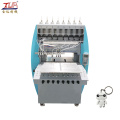 High Quality 8-color Silicone Key Chain Making Machine