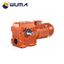 Semi-automatic gear box single speed reducer