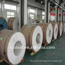 Aluminium-Legierungsspule aa5754 für Nieten in China hergestellt