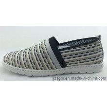 Art und Weise beiläufige Beleg-auf Schuhe