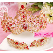 fashion wedding rhinestone crowns wholesale crown