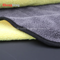 Composited Double Layers Coral Towels