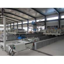 EPS sandwich wall panel line