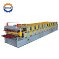 Steel Roofing Sheet Double Layer Roll Form Machine